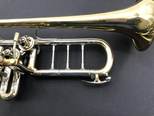 Hoch-B Trompete Detail